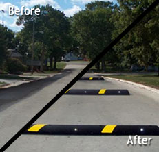 Speed Bumps & Road Safety Installations